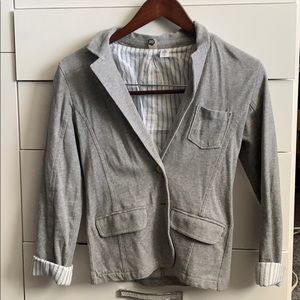 Knit blazer from Nordstrom